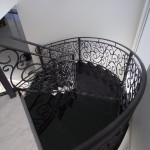 Custom Designed and Fabricated Staircase
