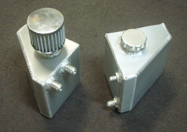 Custom Aluminum Surge Tanks