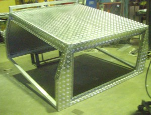 Custom Ute Canopy Design and Manufacture