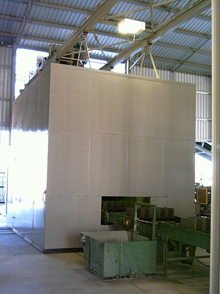 Custom Built Machinery Acoustic Enclosure